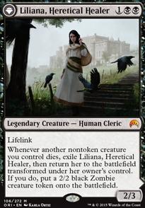 Liliana, guérisseuse hérétique
